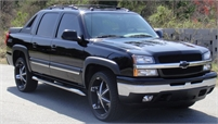 2005 Chevy Avalanche