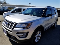 2016 Ford Explorer XLT Leather SUV 6-Cylinder SMPI DOHC