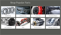 Genuine Porsche Parts & Accessories - OEM Luxury Parts